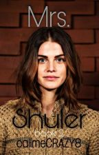 Mrs. Shuler (GirlxGirl) (Book 2) [COMPLETED] by callmeCRAZY8