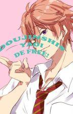 DOUJINSHIS YAOI DE FREE by kanane-san