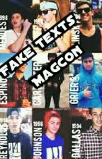 Fake texts Magcon by valeryngr