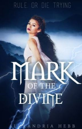 Mark Of The Divine by MellowDramatic