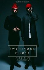 Twenty One Pilots - Facts 2 [CZ] by HeyMeeee