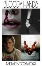 Bloody Hands // X-Men // by xbarnes_