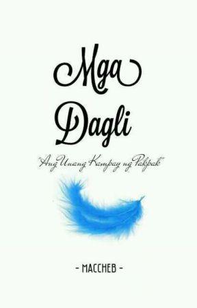 MGA DAGLI by Maccheb