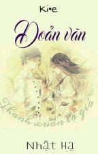ĐOẢN VĂN by TieuNhatHa21217