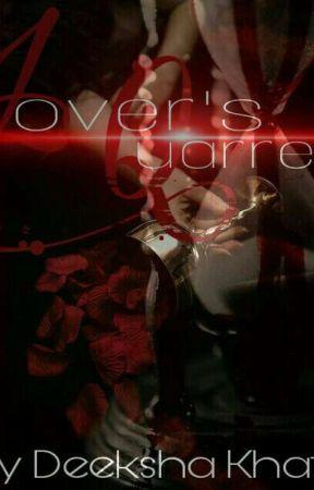 Lover's Quarrel by DeekshaKhatri