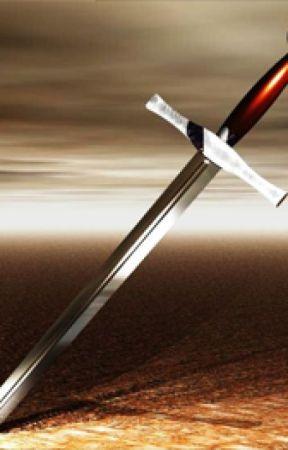 I got reincarnated into a sword?! by GreyBro