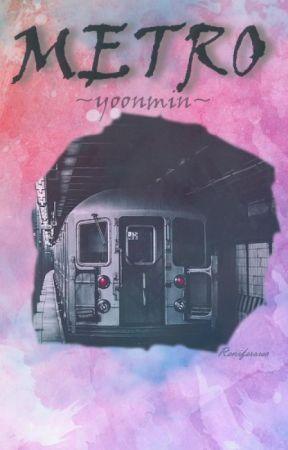 Metro | yoonmin by Reniferowa