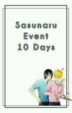 SASUNARU 10DAYS by suke-naru