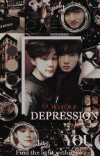 Depression {Jikook} by BrunaArmyBts