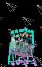 BTS Σενάριο:Αν οι BTS έπιαναν δουλειά σε Supermarket {ON HOLD} by Jaehyuns_wifeuu