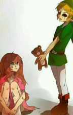 Sally x Ben Drowned  by Psycho_Lele