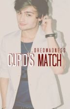 Cupid's Match by _OreoMadness