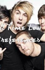 All time low preferences by MalloryLoPresti