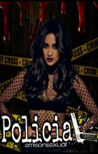 The PoliceWoman (English version) - Emison by emisonsexual