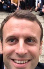 Macron et ses princes presque charmants by Leanonyme_