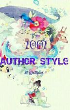 1001 thể loại tác giả tại Wattpad (và cả những nơi khác nữa) by Sanyschan