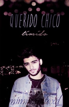 Querido Chico Tímido /2QCT by mimipapitaxd