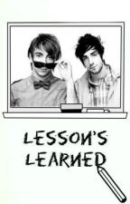 Lesson's Learned ((Jalex)) by McDougallBooty