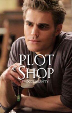 Plot Shop [OPEN] by TVDCommunity