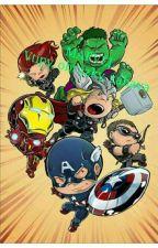 MARVEL- Vtipy, obrázky, zábava (feat. hlavně Avengers) by QueenFromAsgardian