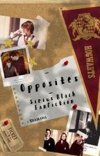 Opposites   Sirius Black by telilo13
