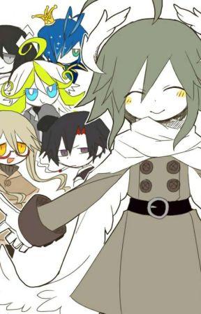 Mogeko x Reader - Kurotsuno x Demon!Reader - Spare Me A