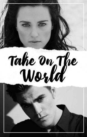 Take On The World - Paul Wesley by -GossipRiley