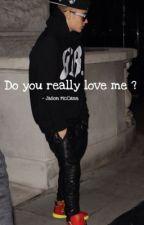 Do you really love me ? ( Jason McCann ) Swedish by rebexx_02