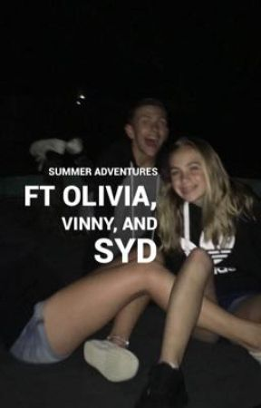 summer adventures ft olivia, vinny, and syd by noelliemason