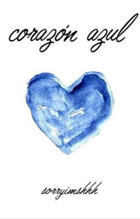 Corazón azul by SorryImShhh