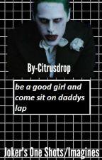 Joker Imagines 💚 by Citrusdrop