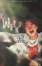 Weird » Jung HoSeok by megustacomerydormir2