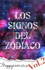 Signos del Zodiaco 2 by FloppyTomatis