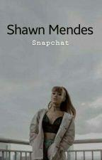 Snapchat // Shawn Mendes by katiatriska