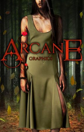 Arcane Graphics (GRAPHICS GIVEAWAY ENDS OCTOBER 31ST!) by mahana258
