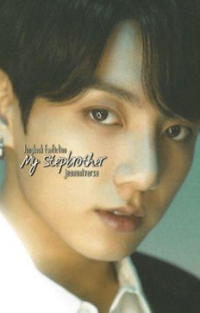 My Stepbrother | J.J.K [BTS] by Xjeon-kookX