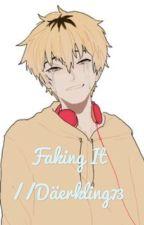 Faking It [Tokyo Ghoul: Hide Nagachika x Reader] by DarkWings73