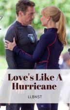 Love's Like A Hurricane by llbnst