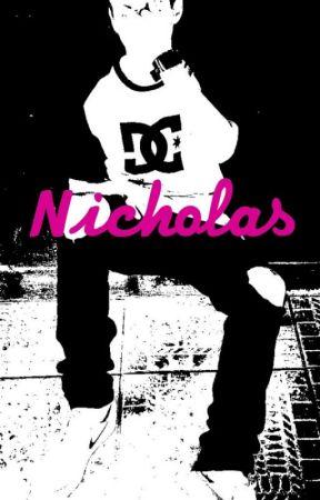 Nicholas by cliffxrdbxe