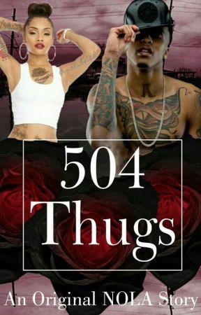504 Thugs by MahyaTheWriter
