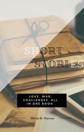 SHORT STORIES by SupernaturalStella