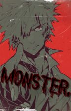 Monster. by LucyOkumura8