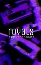 royalsΔit/cast imagines by IWriteAndAct