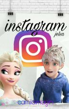 Instagram jelsa by CamilaAnimacion