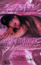 apply fic bible by 130trbl