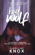 Bad Wolf by kendollx