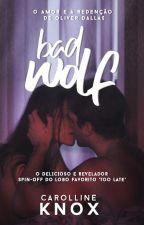 Bad Wolf by kendollx