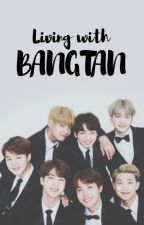 Living with Bangtan // bts spanking by frozentae