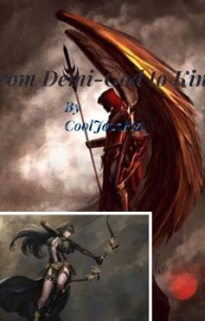 From Demi-God to King (Percy Jackson fanfic) (Adopted