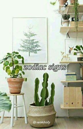 ⏩ Zodiac Signs ⏪ by -wonholy